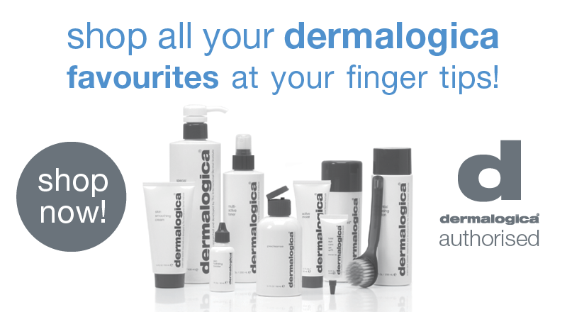 For Dermalogica products click here
